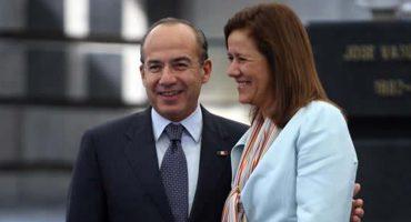 #PagoComoFelipeCalderón: el fantasma detrás de Margarita Zavala