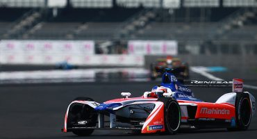 Felix Rosenqvist se hizo con la Pole en el E-Prix de la Ciudad de México