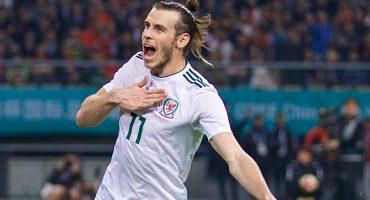 Gareth Bale estuvo irreconocible al marcar un 'Hat Trick' en Fecha FIFA