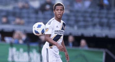 Galaxy cree que Gio Dos Santos será baja con la Selección Mexicana