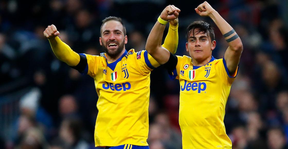 Los argentinos Dybala e Higuaín le dieron el pase a la Juve en un partidazo