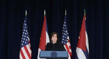 Se va la embajadora de EE. UU. en México y podría llegar un amigo de Carlos Slim
