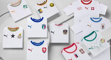 ¡Ya párenle! Otros 10 jerseys de visitante para Fecha FIFA