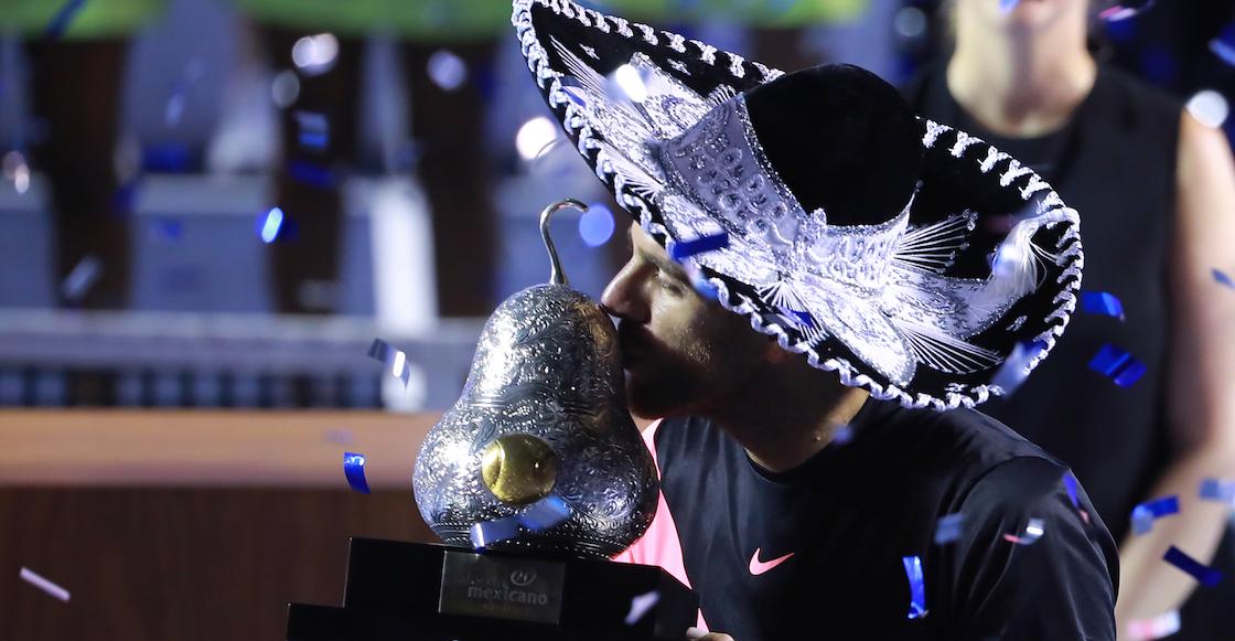 Juan Martín del Potro subió al octavo puesto del Ranking ATP