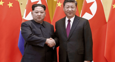 #Histórico: Kim Jong-un se reúne con  Xi Jinping