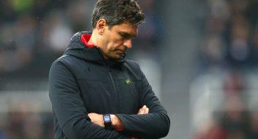 ¡BOOM! Southampton despidió a Mauricio Pellegrino