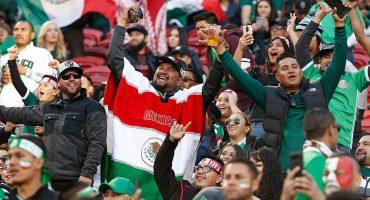 Será el 'mole tour', pero México sigue llenando estadios en EE.UU.