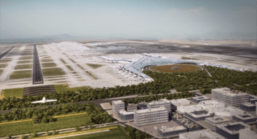 ¿Empresas fantasma en la construcción del Nuevo Aeropuerto?