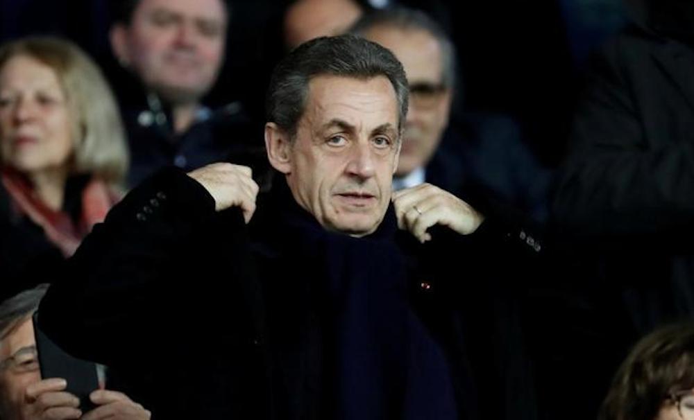 Former French President Nicolas Sarkozy on trial for corruption