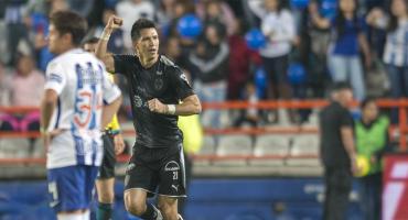 En partidazo, Rayados venció a Pachuca en el Hidalgo
