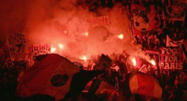 Les salió barato, multa y cierre parcial del estadio del PSG por bengalas