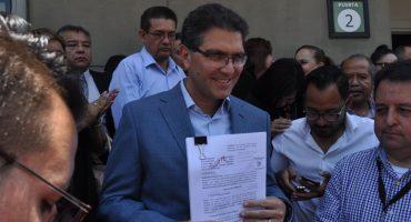 La audiencia para revisión de firmas de Ríos Piter costó al INE casi 1 mdp