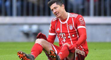 Ni se ilusionen merengues, el Bayern no dejará salir a Lewandowski por el momento