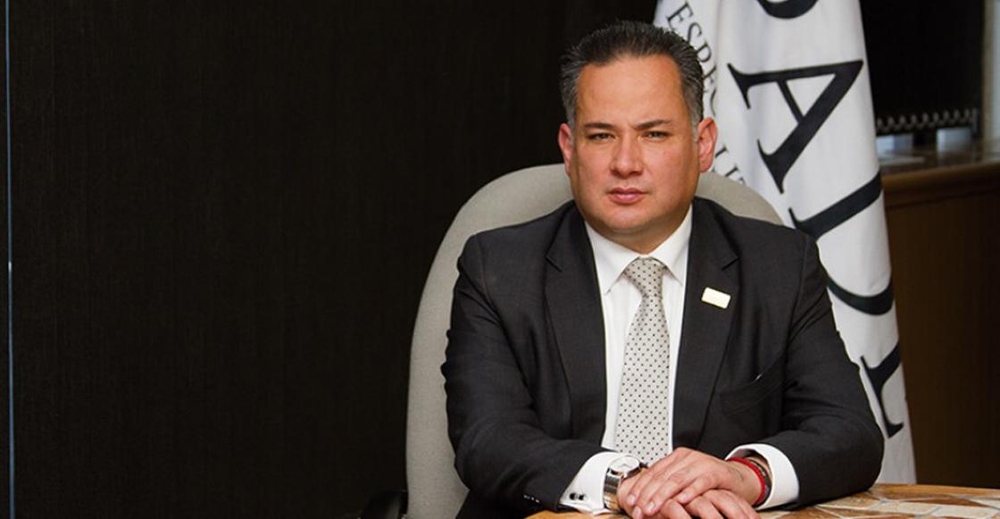 ¡Traz! Me despidieron para detener investigaciones sobre Odebrecht: Santiago Nieto