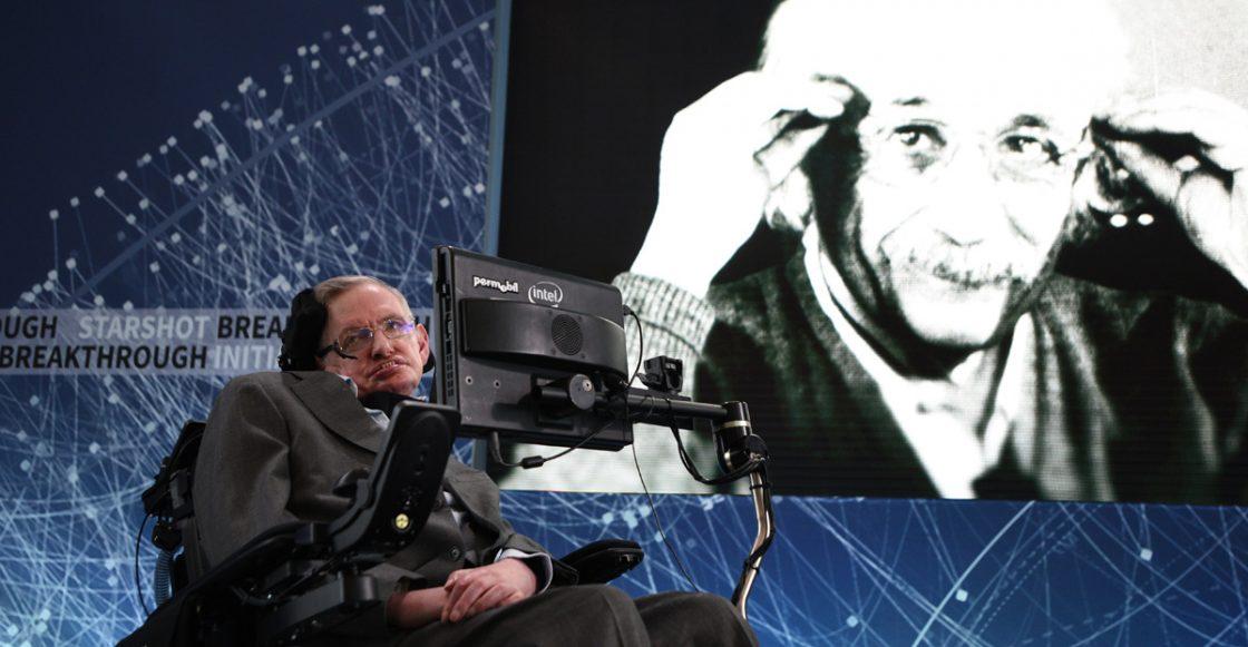 Stephen Hawking Documental