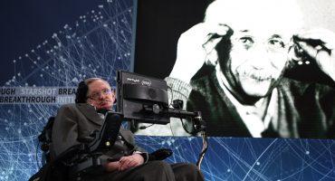 Mira el emotivo documental de Stephen Hawking narrado por su propia voz