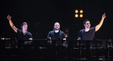Mira la sorpresiva reunión de Swedish House Mafia en el Ultra de Miami