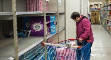 Crisis en Taiwán por ¿papel higiénico? 樂