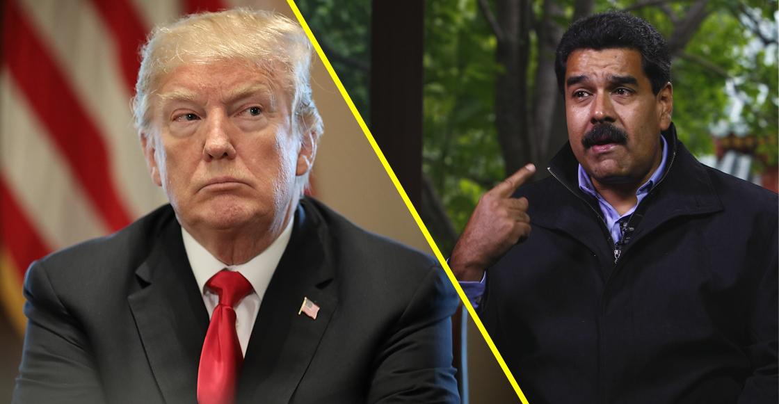 Trump renueva decreto: Venezuela todavía es una amenaza para Estados Unidos