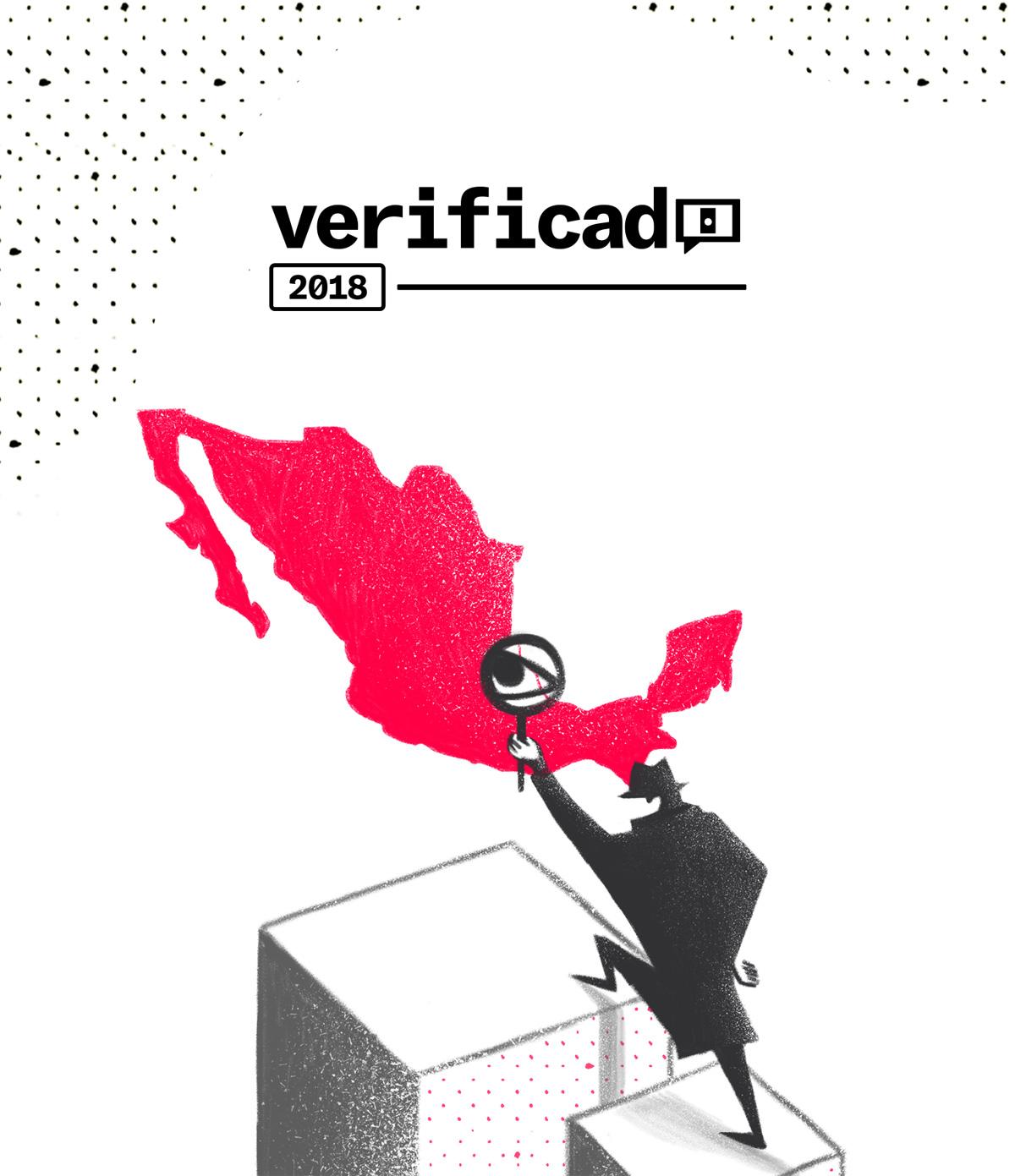 Verificado 2018 un proyecto para combatir las Fake News