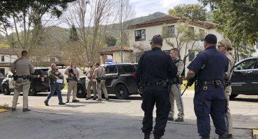 Disparos y rehenes en una casa de veteranos en California, Estados Unidos