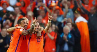 Wesley Sneijder anunció su retiro de la Selección de Holanda