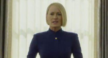 ¡Mira el tráiler de la última temporada de 'House of Cards'! 😱