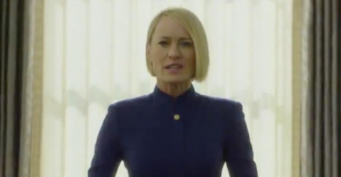 Mira el tráiler de 'House of Cards' de Netflix donde todo comienza