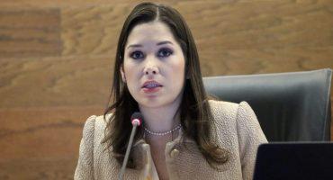 Le regresan carta de renuncia a Ximena Puente; por las prisas tiene omisiones importantes