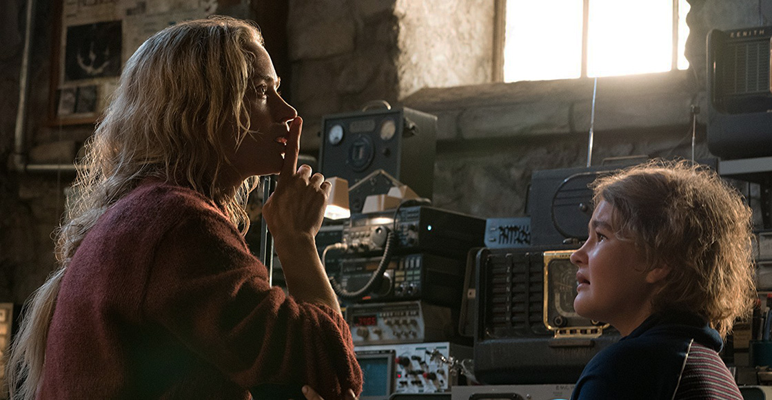 Terror perfecto: 'A Quite Place' de John Krasinski recibe un 100 en Rotten Tomatoes