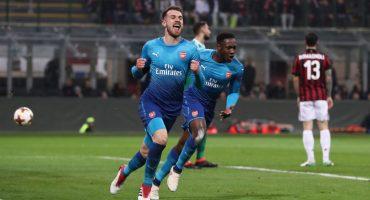 Los goles y lo mejor de los partidos de ida de los octavos de Europa League
