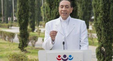El médico naturista Abel Cruz ahora es diputado federal por parte del PES