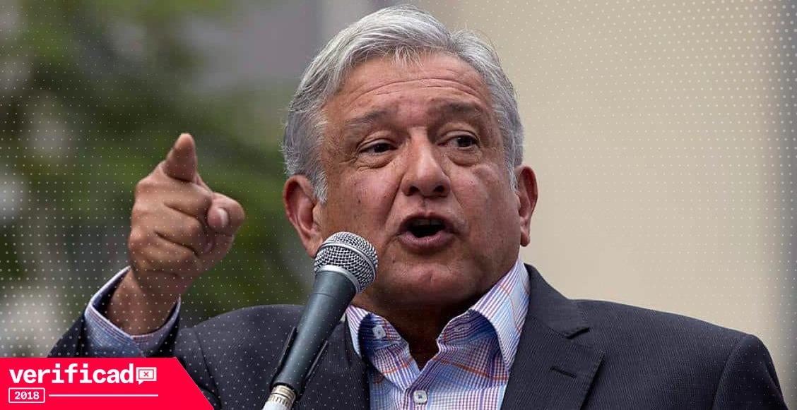 Se registra gresca en mitin de López Obrador en Pachuca