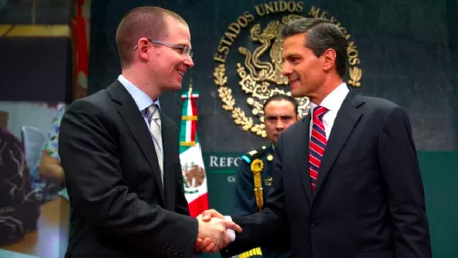 Ricardo Anaya y EPN