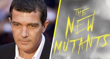Antonio Banderas será el nuevo villano de 'The New Mutants'
