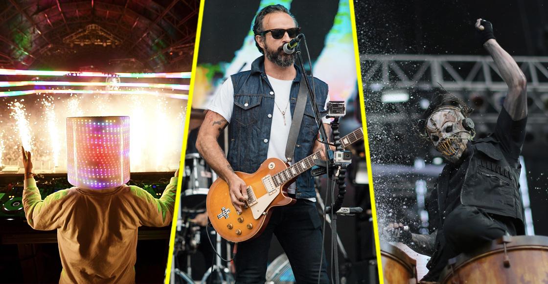 ¿Hipster, latino o metalero? Esta app te dice cuál es tu festival de música ideal