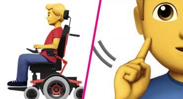 Desde sillas de ruedas hasta perros guía: Apple propone nuevos emojis inclusivos 😍