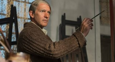 Así se ve Antonio Banderas como Pablo Picasso
