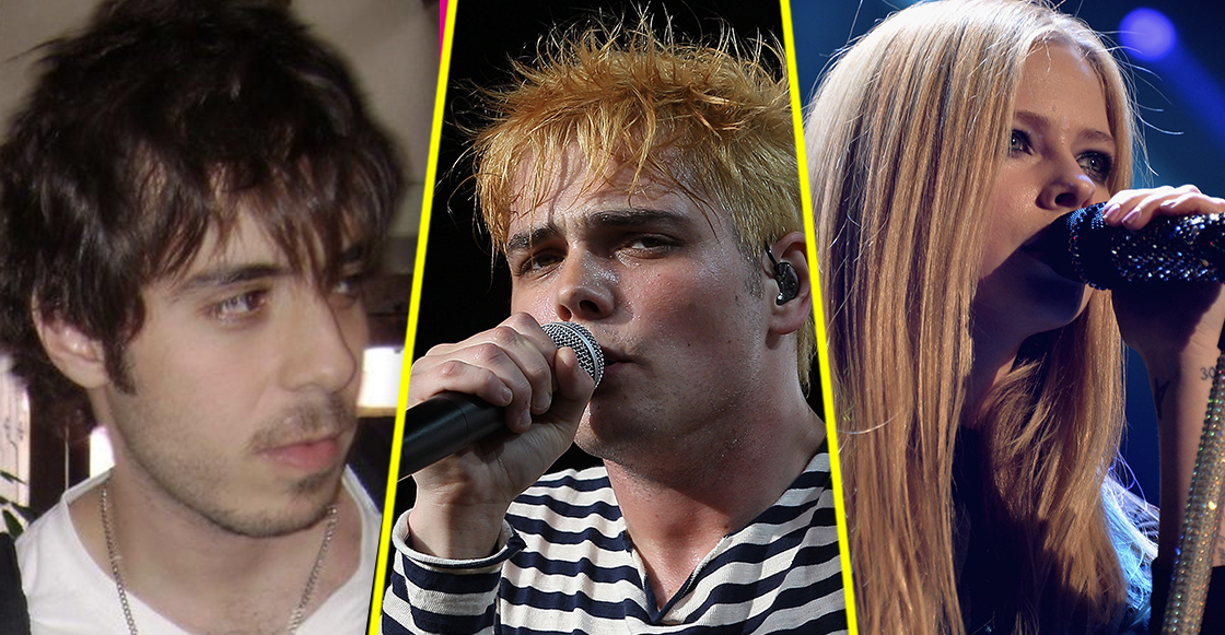 5 bandas que pensaste que eran emo... pero no son (así lo dice un sitio web)