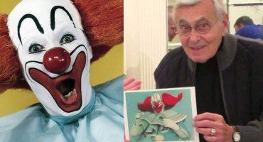 Murió Frank Avruch, actor que interpretó a Bozo El Payaso, tenía 89 años