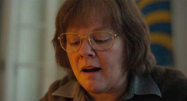 Checa el divertido y dramático tráiler de 'Can You Ever Forgive Me?' con Melissa McCarthy