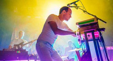 Recordemos cuando Caribou abrió los conciertos de Radiohead en 2012