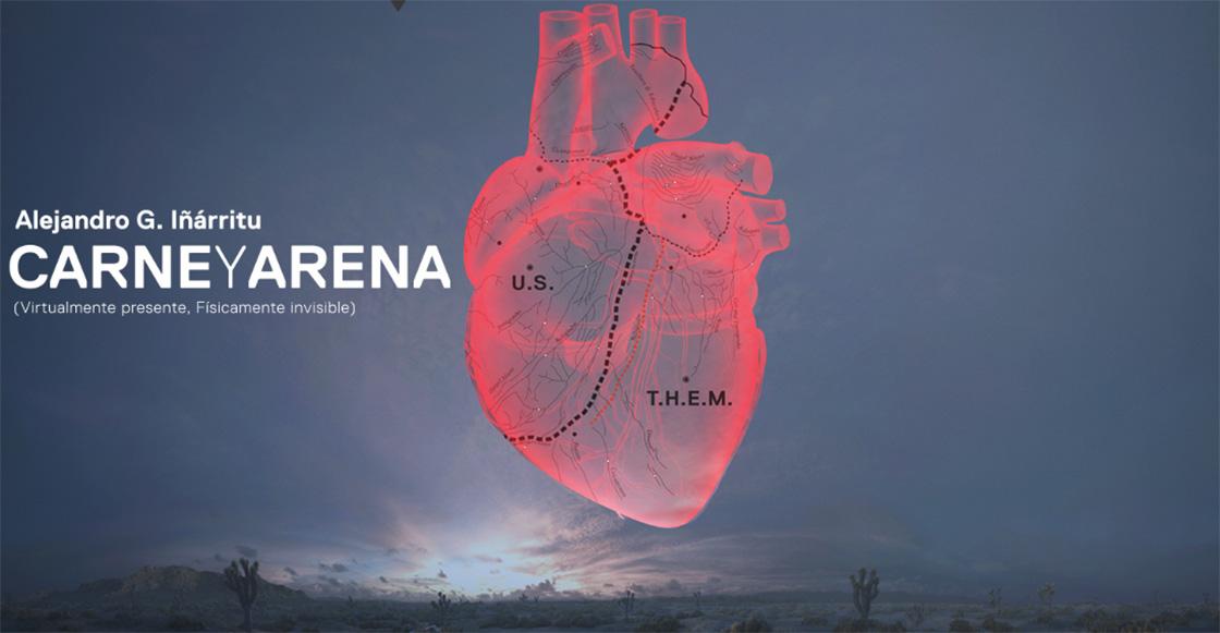 'Carne y Arena' de Alejandro González Iñárritu y Emmanuel Lubezki llega a Estados Unidos