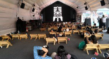 Así estuvieron las actividades de la Carpa Ambulante en el Vive Latino 2018