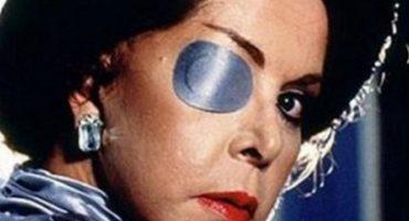La primer actriz María Rubio acaba de fallecer a los 83 años de edad
