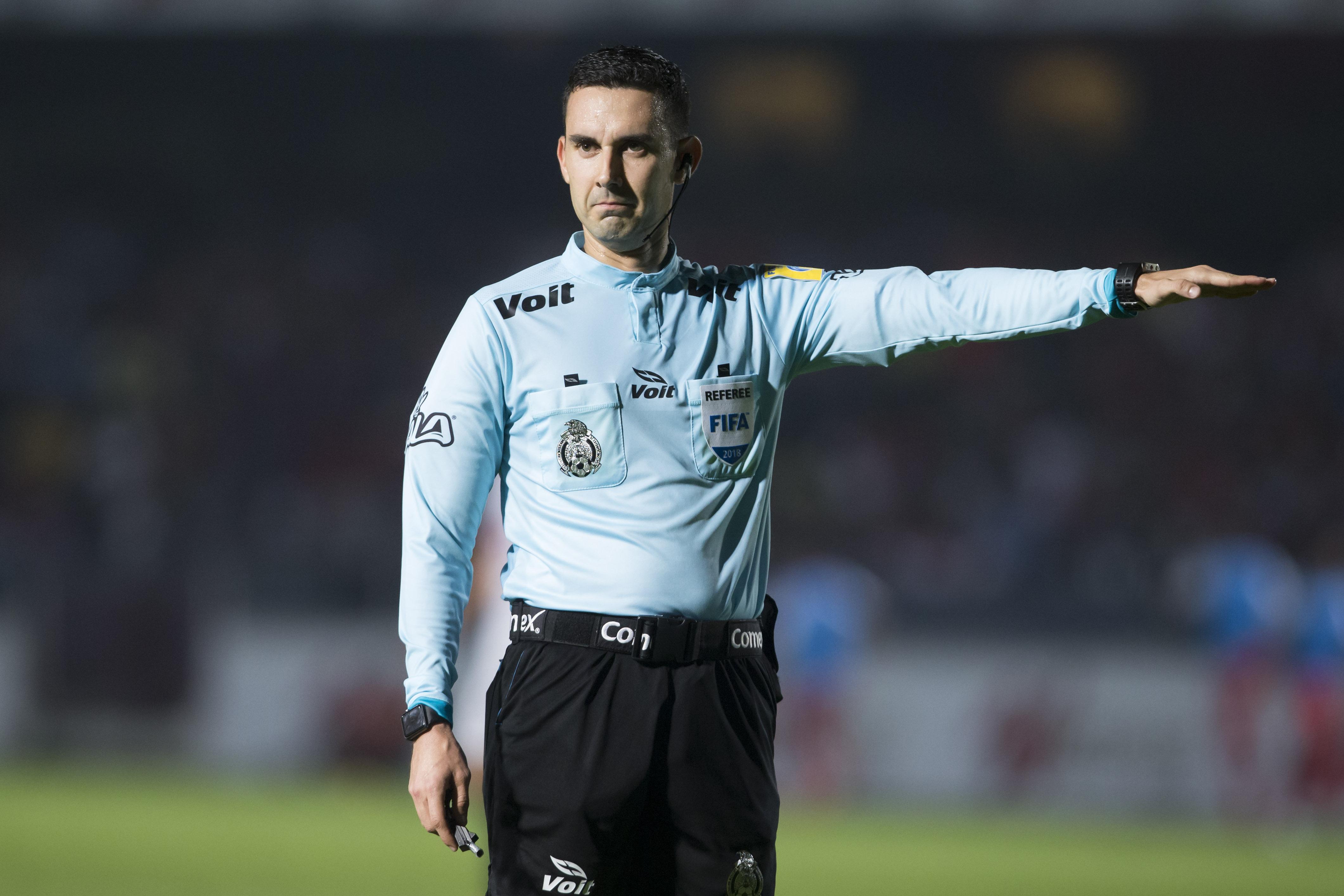 ¡El primer mexicano confirmado! Cesar Arturo Ramos ya tiene boleto para el Mundial de Rusia 2018
