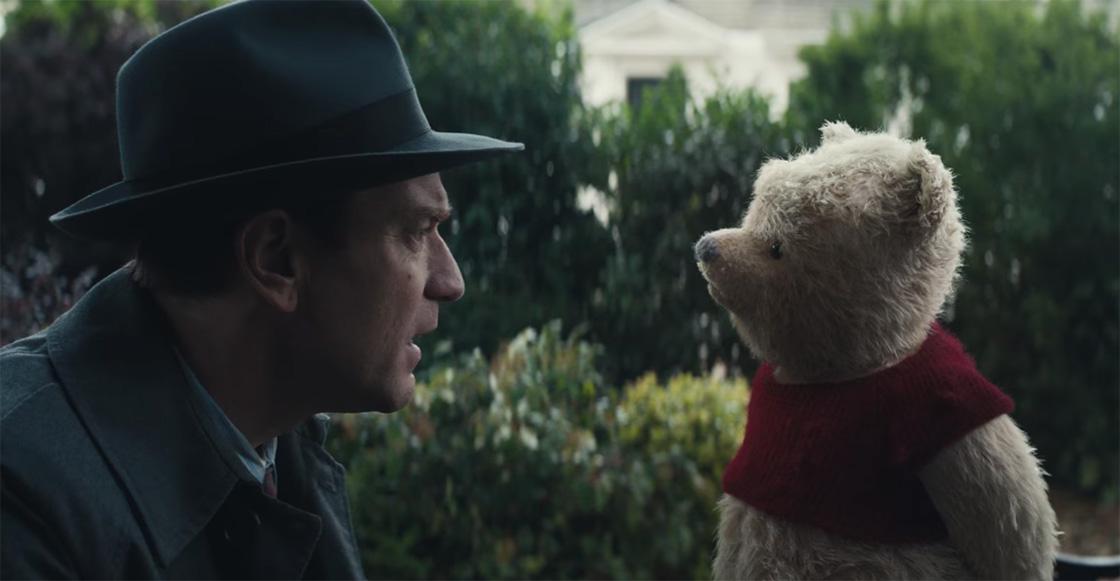 Regresa tu infancia con el teaser tráiler de 'Christopher Robin' de Disney