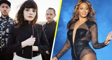 Escucha el cover que Chvrches hizo a XO de Beyoncé