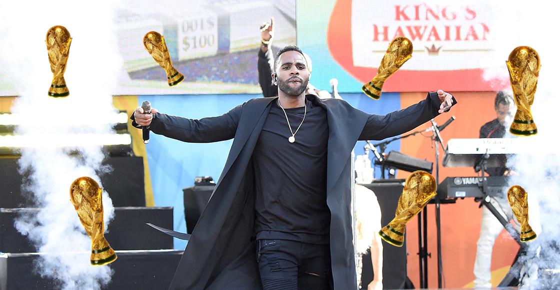 ¡Ya llegó! Escucha 'Colors', la nueva canción del Mundial de Rusia 2018 con Jason Derulo