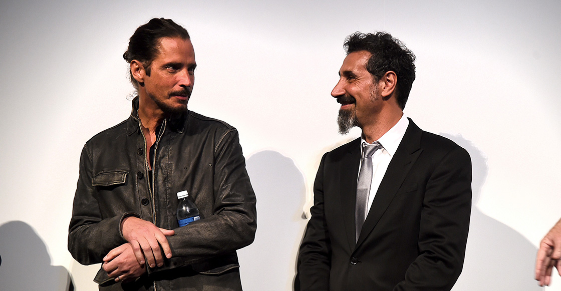 'También lo extrañamos mucho': Tributo de Audioslave y Serj Tankian a Chris Cornell